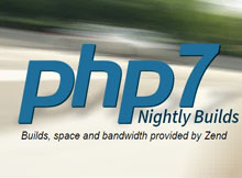 Mencoba PHP 7 Nightly Build